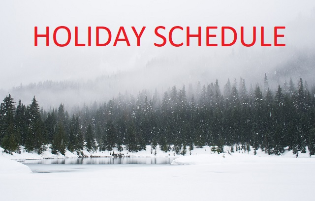 Sunbelt Finance Holiday-Schedule Holiday Hours - December 23-26 Uncategorized