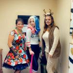 Deer, Pinups, and Harley Quinn
